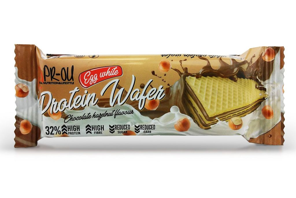 Protein Wafer Prou Cacao Avellanas